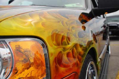 2009 Magic Dragon car show Lake of the Ozarks (c) D.L.Jones Photography 2009