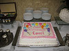 Cake for Carol