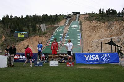 2009 Utah Olympic Park Hill Climb