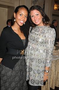 Lori Davis, Jessica Abrahms photo by Rob Rich © 2009 robwayne1@aol.com 516-676-3939