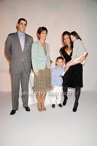 Jim Gold,  Nora Zorich , Luke Heller, Jill Heller, Julia Heller photo by Rob Rich © 2009 robwayne1@aol.com 516-676-3939