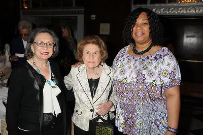 Harriet Kagan, Cecile Patterson, Cerlene Walker photo by Rob Rich © 2009 robwayne1@aol.com 516-676-3939