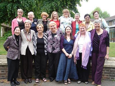 2009 Women's Ordination Worldwide Steering Committee meeting in London