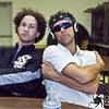 Ryan Stasik and Andy Farag of Umphrey\'s