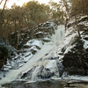 Icy Dingmans Falls --<br /> Delaware Water Gap National Recreation Area