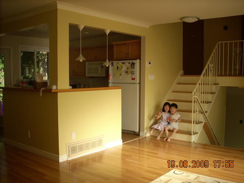 Kitchen (Main Level)