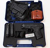 Smith & Wesson M&P 9C Compact w/3 10 rd magazines and grips