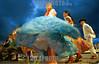 MEXICO,OAXACA 01/06/04 .- La Guelaguetza, palabra de origen zapoteco que siginifica Dar y Recibir, fue interpretada por varios bailables de las 8 diferentes regiones de 16 municipios del estado de Oaxaca a cargo de 300 ninos que mostraron la principal y mayor atractivo de las fiestas de la Guelaguetza y comparir sus tradiciones y costumbres ancestrales en bailes llenos de coloridos. / Mexico : indigenous dance performance in Oaxaca. customs and traditions. / Mexiko: Tanzfest in Oaxaca. Kinder tanzen. Traditionelle Tracht. Kostüm . © Jorge Luis Plata/LATINPHOTO.org