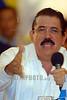 Nicaragua : Presidentes del ALBA suscriben acuerdos y condenan el golpe de estado al presidente de Honduras Manuel Zelaya . / Honduras Präsident Manuel Zelaya. © Oscar Navarrete/LATINPHOTO.org