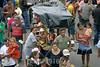 Nicaragua - Managua : Bajada de Santo Domingo de Guzman de las Sierritas hacia Managua . / Santo Domingo de Guzman (Saint Dominic) festival, the patron saint of the capital Managua. / Nikaragua: Fest des Santo Domingo de Guzman, Schutzheiliger von Managua. .© Inti Ocon/LATINPHOTO.org