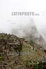 Peru : Machu Picchu esta en la Lista del Patrimonio de la humanidad de la Unesco . / View from a window in Machu Picchu, Peru. UNESCO World Heritage Site. / Ruinenstadt Machu Picchu. UNESCO Weltkulturerbe. © Victoria Schirinian/LATINPHOTO.org
