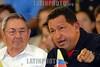 Nicaragua : Presidentes del ALBA . / Raul Castro and Hugo Chavez. / Der kubanische Präsident Raul Castro und Venezuelas Präsident Hugo Chavez. © Oscar Navarrete/LATINPHOTO.org