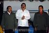 Nicaragua : Manuel Zelya, presidende de Honduras llega a Nicaragua para reunirse con los presidentes del ALBA tras recibir un golpe de estado por militares en su pais . Hugo Chavez Frias, Presidente de la Republica Bolivariana de Venezuela, Daniel Ortega, paises del ALBA. / Die Präsidenten der Region Nikaragua, Honduras und Venezuela, Daniel Ortega, Manuel Zelya und Hugo Chavez am 29.06.2009 in Managua. © Oscar Navarrete/LATINPHOTO.org