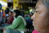 Nicaragua : Protestantes Hondurenos refugiados en la Ciudad de Ocotal en la frontera Las Manos, Nicaragua, piden el regreso del Presidente Zelaya tras el Golpe de estado por el Presidente de Facto . / Zelaya Supporters. / Anhänger des gestürzten Präsidenten von Honduras während einer Kundgebung in Las Manos. © Inti Ocon/LATINPHOTO.org