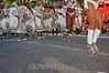 Uruguay : Desfile de LLamadas, Candombe . Barrios Sur y Palermo, el 05 de Febrero de 2009 en Montevideo. El Desfile de llamadas es una fiesta popular que se realiza todos los anos en el mes de febrero, durante la epoca de carnaval en Uruguay. /Carnival, February 05, 2009 in Montevideo. / Karneval - Fasching 2009 in Montevideo. © Pablo Vignali/LATINPHOTO.org