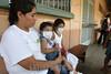 Nicaragua - Managua : Prevencion sobre el virus H1N1 o influenza Humana en todos los hospitales y centros de salud del pais . mortal enfermedad. / Nicaragua: Indigenous mothers with young children protecting them with hygiene masks before H1N1 - pig flu - virus. / Nikaragua: Indigene Mutter mit Kleinkinder sch¸tzen sich mit Hygienemasken vor dem H1N1 - Schweinegrippe - Virus. Pandemie. © Inti Ocon/LATINPHOTO.org