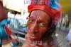 Nicaragua - Managua : Bajada de Santo Domingo de Guzman de las Sierritas hacia Managua . Patrono. Minguito. Patrono de los Managua. / Santo Domingo de Guzman (Saint Dominic) festival, the patron saint of the capital Managua. / Nikaragua: Fest des Santo Domingo de Guzman, Schutzheiliger von Managua. Kultur. Tourismus. © Inti Ocon/LATINPHOTO.org