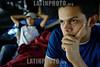 Nicaragua : Protestantes Hondurenos refugiados en la Ciudad de Ocotal en la frontera Las Manos, Nicaragua, piden el regreso del Presidente Zelaya tras el Golpe de estado por el Presidente de Facto . / Zelaya Supporters. / Anhänger des gestürzten Präsidenten von Honduras campen in Las Manos. © Inti Ocon/LATINPHOTO.org