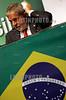 Brasil : 06-11-2009 O Presidente da Republica, Luis Inacio Lula da Silva dircursa durante o 12 . Congresso Internacional do PCdoB em Sao Paulo. / Lula da Silva. / Brasilien: Der brasilianische Präsident Lula da Silva. © Rafael Neddermeyer/ LATINPHOTO.org