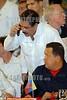 Nicaragua : Presidentes del ALBA . / Manuel Zelaya and Hugo Chavez. / Honduras Manuel Zelaya und Venezuelas Präsident Hugo Chavez. © Oscar Navarrete/LATINPHOTO.org