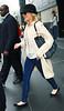 14 May 2010 - Sarah Jessica Parker, Kirstin Davis, Kim Catrall at a press junket in NYC.  Photo Credit Jackson Lee