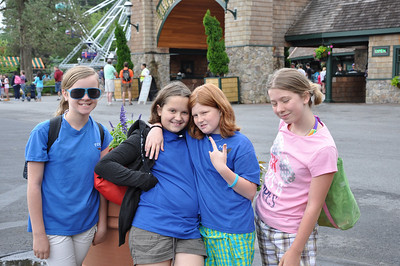 Canobie Lake Park 2010