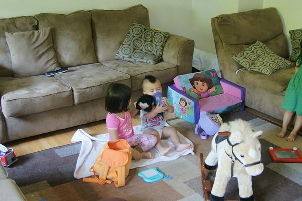 2010-08-15 Cousins Visit