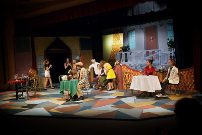 """VHS production of """"The Madwoman of Chaillot"""""""