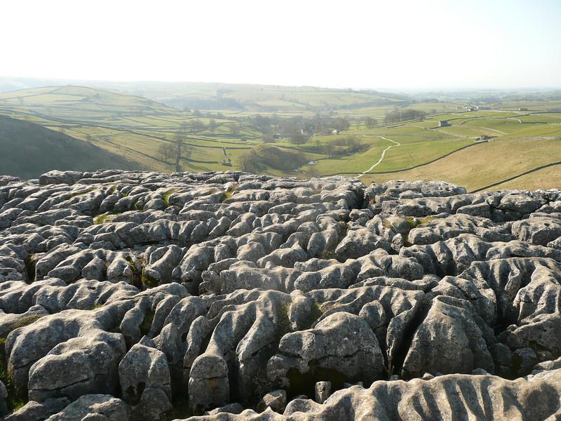 Limestone Pavement - Malham