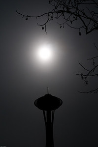 Picture from around Seattle Center