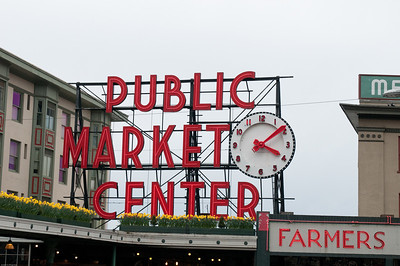 Picture from around Pike Place Market