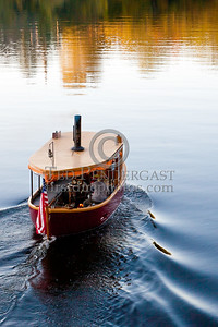 Steam Boat On The Connecticut River - Brattleboro VT
