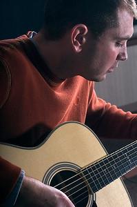 "Additonal Year-End Entry - Title: ""Curt & Guitar"" - Ed Wheeler"