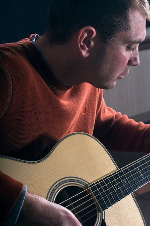 "Additonal Year-End Entry - Title: ""Curt & Guitar"" - Ed Wheeler"