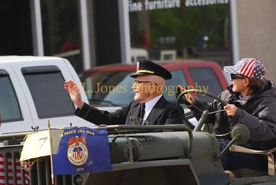 WW II Veteran Delmar Davis