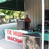 "The Music Man kept us entertained all day long with some great music.  Our favorite, ""I'm Your Ice Cream Man"" by Van Halen!"