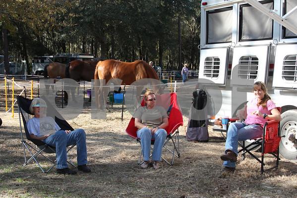 Florida Horsemen's 30/50 2010- Day 1