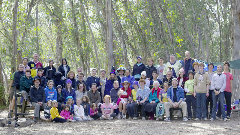 2010 Mount Buffalo Group Photograph