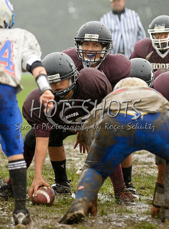 Double A First Round (Brookings): Hoopa Warriors @ Curry Bears 10-31-10