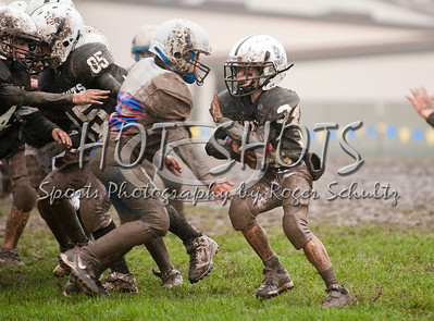 Single A First Round (Brookings): Redwood Knights @ Curry Cubs 10-31-10