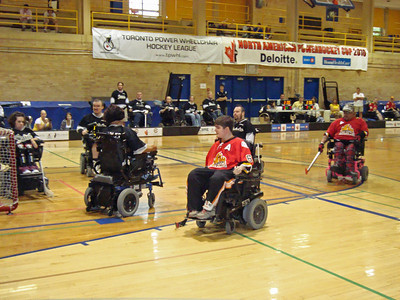 2010 PowerHockey Cup (Toronto, ON Aug 6 - 9)