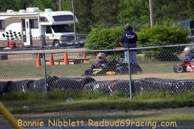 2010 Redbud's Pit Shots Random US 13 Kart Club Track Images
