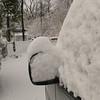2010-02-29-194 Snow at Home Yard Bixby