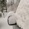 2010-02-29-193 Snow at Home Yard Bixby