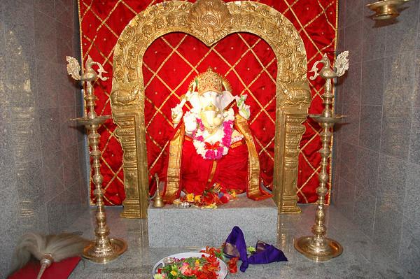 2010 Temple Calendar  - Moolavar pictures by Baskar