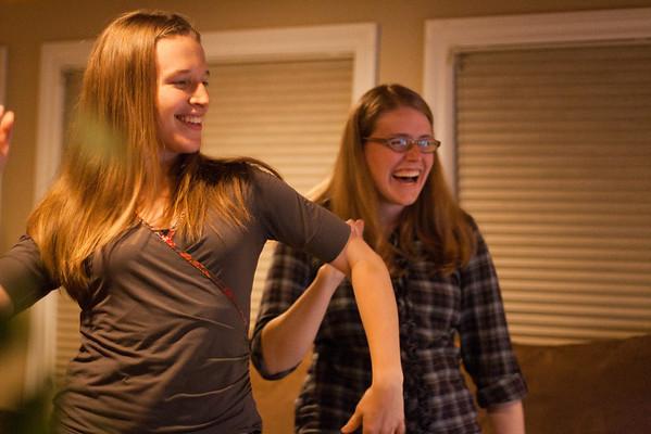 2010 Thanksgiving - Kinect Fun