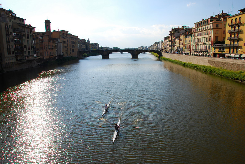 Florence scene