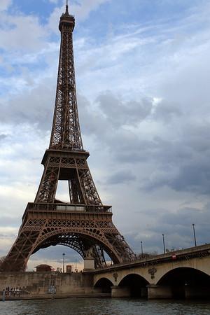 Paris, Rome
