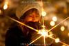 Die Aktion Eine Million Sterne wurde von der Caritas durchgeführt und sollte ein Zeichen setzen für Solidarität und sozialen Zusammenhalt. Bild aus Sursee.