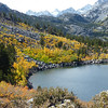 Lake Sabrina cove